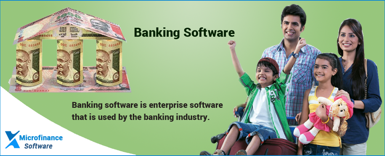 Banking software